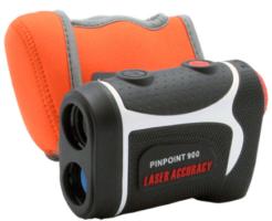 レーザー距離計の携帯性1