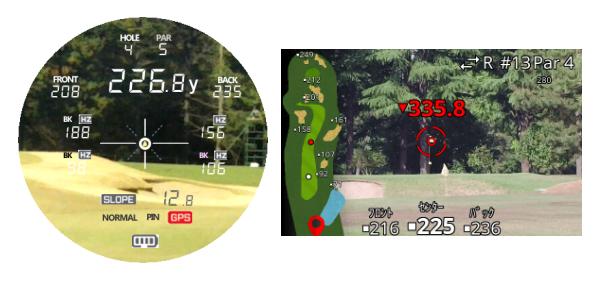 レーザー 距離 計 ゴルフ