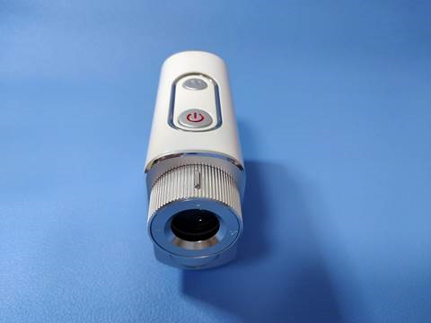ボイスキャディCL2の操作ボタン